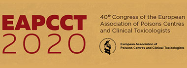 40th Congress of the European Association of Poisons Centres and Clinical Toxicologists